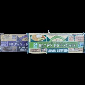 BrownRiceSnaps