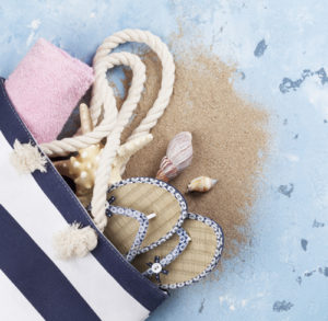 What's in Team Ambrosia's Beach Bag?!