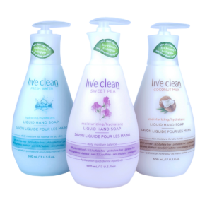 LiveCleanSoap