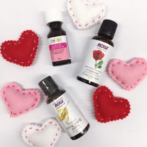 3 Essential Oil Recipes Inspired by LOVE!