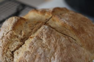 Irish Soda Bread Using Almond Flour
