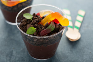 Earth Day Dirt Cups