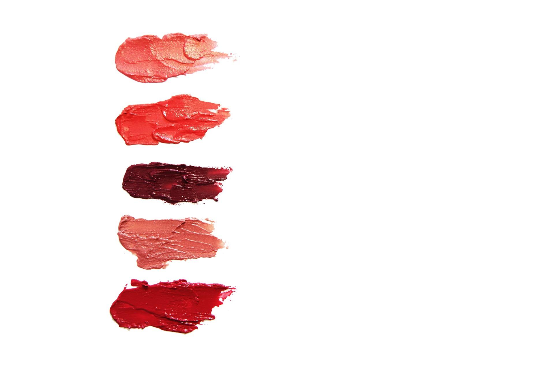 Lipstick smear - June 14