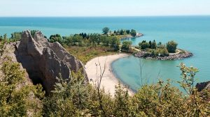 Scarborough Bluffs - July 11