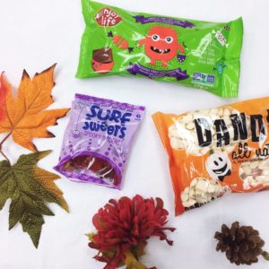 Halloween Candy Face-off