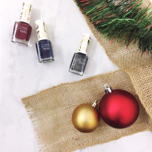 Holiday Nail Colours to Try this Holiday Season