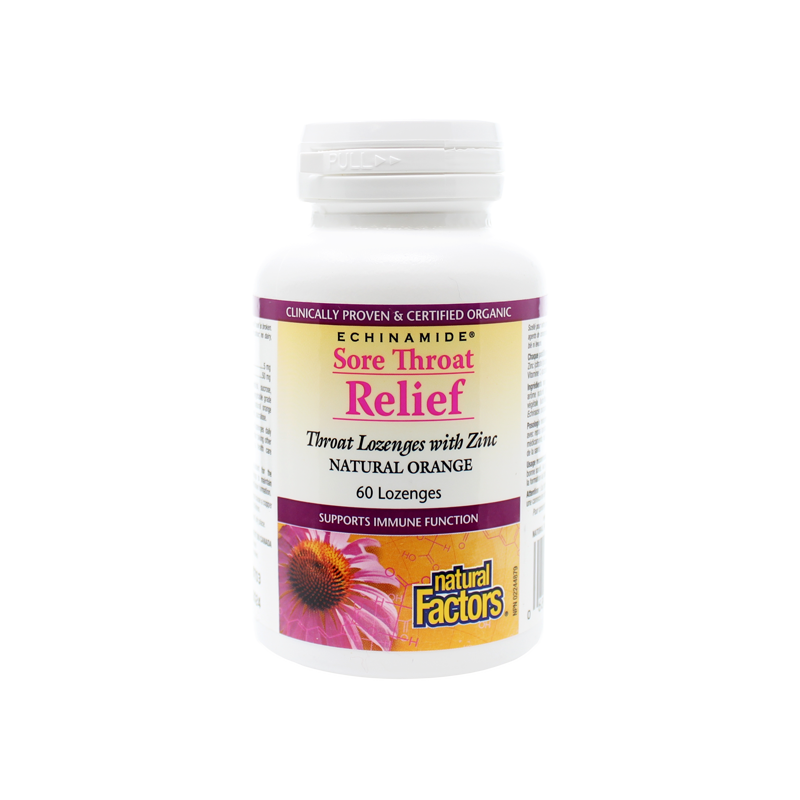 Sore Throat Relief