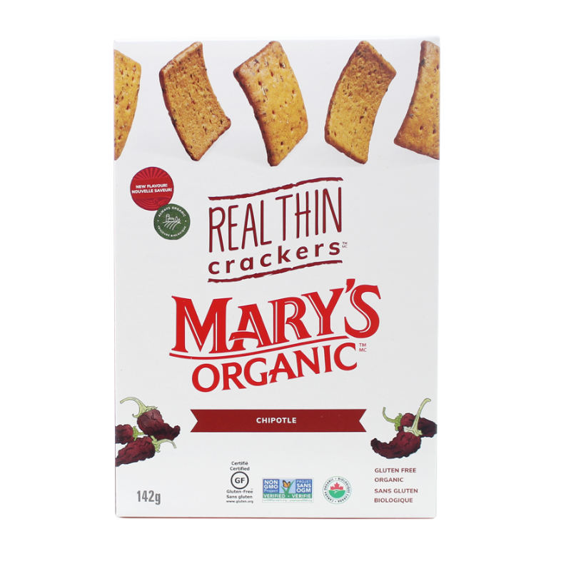 Marys Organic Chipotle